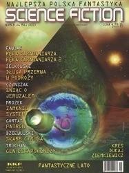 Okładka książki Science Fiction 2003 05 (26)