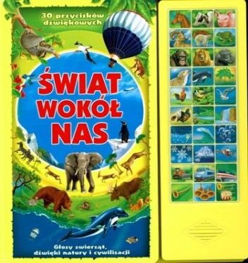 Okładka książki Świat wokół nas