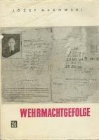 Okładka książki Wehrmachtgefolge
