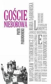 Okładka książki Goście Nieborowa