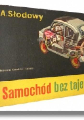 Okładka książki Samochód bez tajemnic