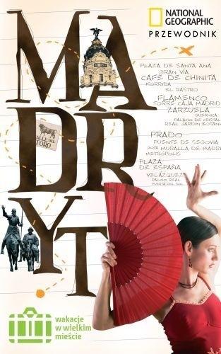Okładka książki Madryt. Wakacje w wielkim mieście