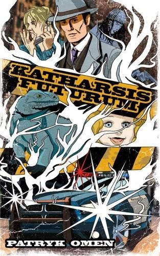 Okładka książki Katharsis futurum