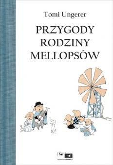 Okładka książki Przygody rodziny Mellopsów