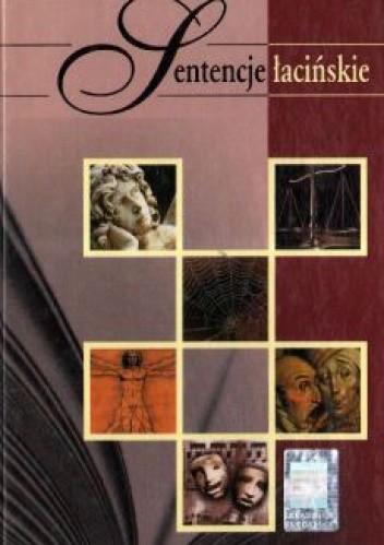 Okładka książki Sentencje łacińskie