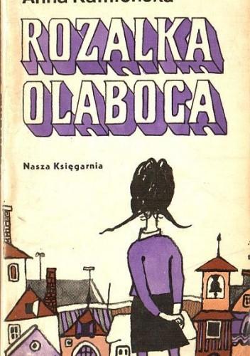 Okładka książki Rozalka Olaboga