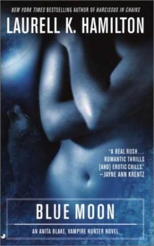 Okładka książki Blue Moon