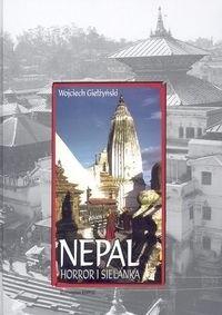 Okładka książki Nepal. Horror i sielanka