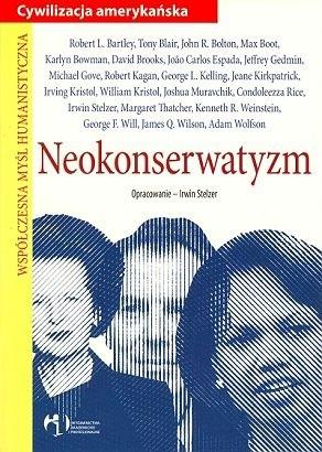 Okładka książki Neokonserwatyzm