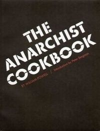 Okładka książki The Anarchist Cookbook