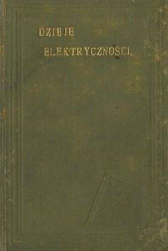 Okładka książki Dzieje elektryczności