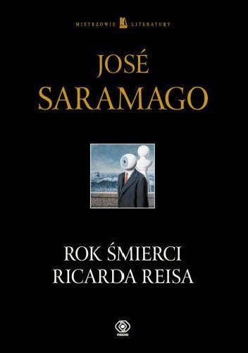 Okładka książki Rok śmierci Ricarda Reisa