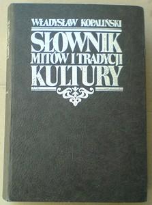 Okładka książki Słownik mitów i tradycji kultury