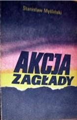 Okładka książki Akcja Zagłady