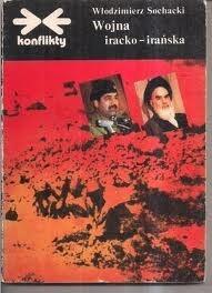 Okładka książki Wojna iracko-irańska