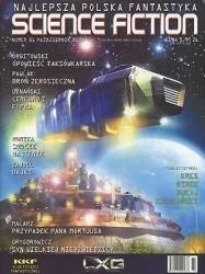 Okładka książki Science Fiction 2003 10 (31)