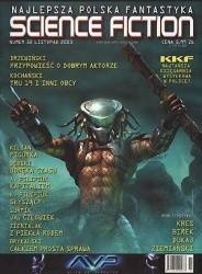 Okładka książki Science Fiction 2003 11 (32)
