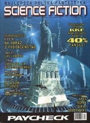 Okładka książki Science Fiction 2003 12 (33)