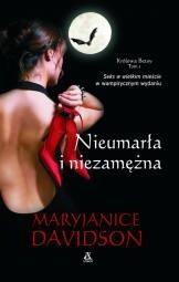 Okładka książki Nieumarła i niezamężna