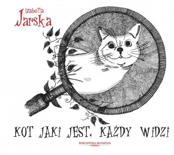 Okładka książki Kot jaki jest, każdy widzi