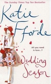 Okładka książki Wedding season