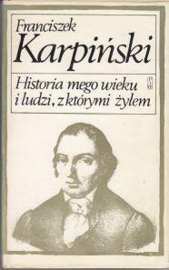 Okładka książki Historia mego wieku i ludzi, z którymi żyłem