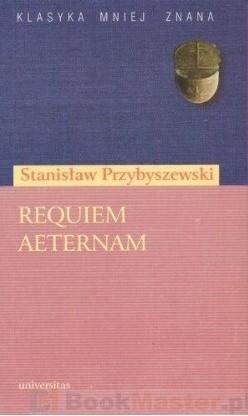 Okładka książki Requiem aeternam