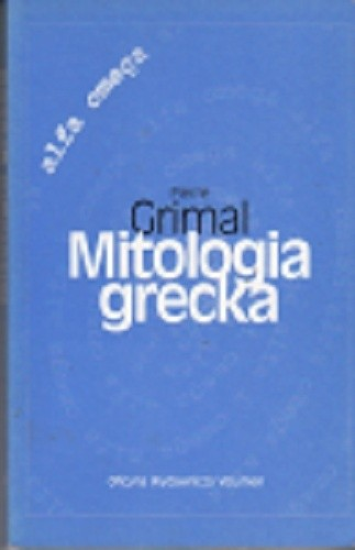 Okładka książki Mitologia grecka