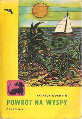 Okładka książki Powrót na wyspy