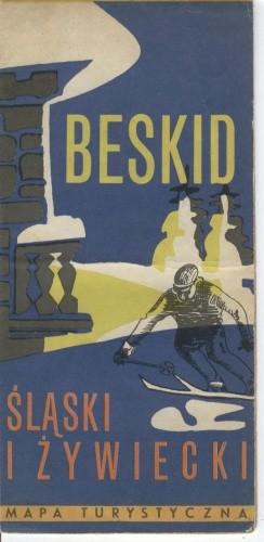 Okładka książki Beskid Śląski i Żywiecki