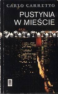Okładka książki Pustynia w mieście