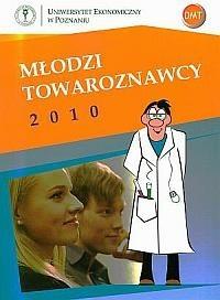 Okładka książki Młodzi Towaroznawcy 2010