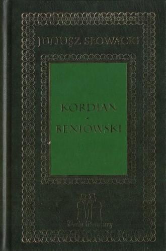 Okładka książki Kordian. Beniowski