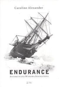 Okładka książki Endurance. Arktyczna Wyprawa Shackletona