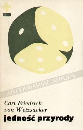 Okładka książki Jedność Przyrody