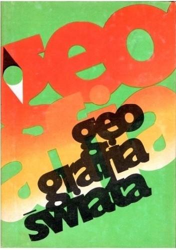 Okładka książki Geografia świata