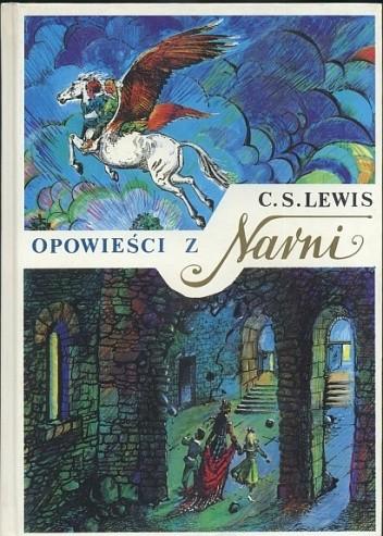 Okładka książki Opowieści z Narnii, cz. 2
