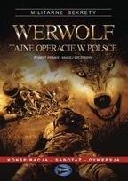 Okładka książki Werwolf - tajne operacje w Polsce