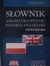 Okładka książki Podręczny słownik angielsko-polski, polsko-angielski