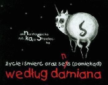 Okładka książki Życie i śmierć oraz sens (poniekąd) według Damiana
