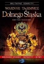 Okładka książki Wojenne tajemnice Dolnego Śląska