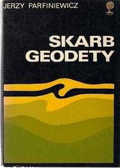Okładka książki Skarb geodety