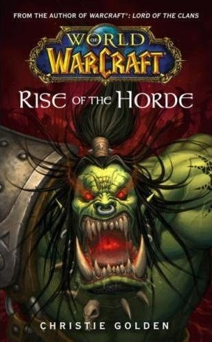 Okładka książki Rise of the Horde
