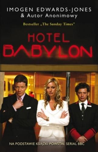 Okładka książki Hotel Babylon