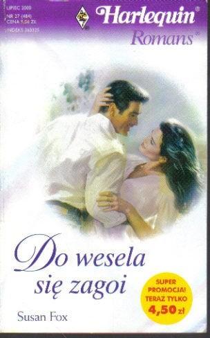 Okładka książki Do wesela się zagoi