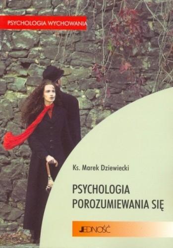 Okładka książki Psychologia porozumiewania się