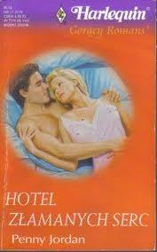 Okładka książki Hotel złamanych serc