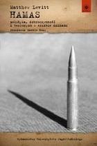 Okładka książki Hamas: Polityka, dobroczynność i terroryzm w służbie dżihadu