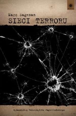 Okładka książki Sieci terroru