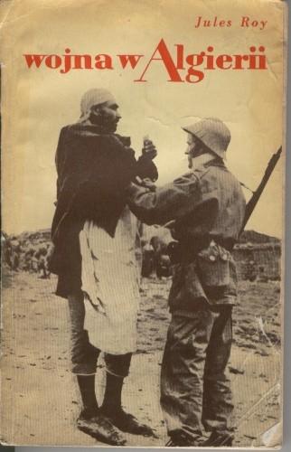 Okładka książki Wojna w Algierii